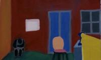 6명 화가들의 오래된 그림 작품, '개인' 전시회