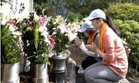 일본항공 520 명 승객 사망 사고 추모식