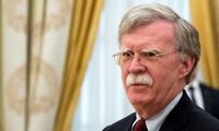 존 볼턴 미 보좌관, '동해에 대한 중국의 행동이 지역의 평화와 안보 위협'