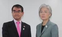 일본, 한국 정부와 대화 지속하기로 합의