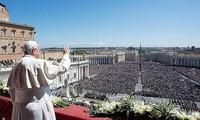 베트남 대표단, 바티칸 교황청 방문