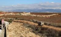 UNIFIL ទទួលស្គាល់ថា៖ អ៊ីស្រាអែលកសាងជញ្ជាំងតាមបណ្ដោយខ្សែព្រំដែនជាមួយលីបង់