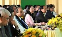 នាយករដ្ឋមន្ត្រីវៀតណាម លោក Nguyen Xuan Phuc អញ្ជើញចូលរួមសន្និសីទពន្លឿនការវិនិយោគរបស់ខេត្ត An Giang