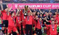 AFF Suzuki Cup 2018 : វៀតណាមនិងកូរ៉េខាងត្បូងប្រជែងពានរង្វាន់បាល់ទាត់អន្តរតំបន់