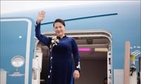ប្រធានរដ្ឋសភាវៀតណាមលោកស្រី Nguyen Thi Kim Ngan អញ្ជើញចូលរួមកិច្ច ប្រជុំ APPF 27