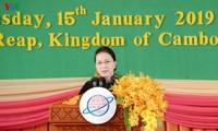 ប្រធានរដ្ឋសភាវៀតណាមលោកស្រី Nguyen Thi Kim Ngan អញ្ជើញចូលរួមបើក វេទិកា APPF – 27 នៅកម្ពុជា