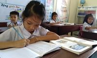 រឿងរ៉ាវអំពីគ្រូបង្រៀននៅឃុំកោះ Sinh Ton ខេត្ត Khanh Hoa