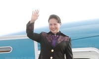 ប្រធានរដ្ឋសភា លោកស្រី Nguyen Thi Kim Ngan អញ្ជើញទៅបំពេញទស្សនកិច្ចជាផ្លូវការនៅម៉ារ៉ុក, បារំាង ធ្វើទស្សនកិច្ចនិងជួបធ្វើការជាមួយសភាអឺរ៉ុប,ចូលរួម IPU 140