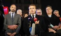 អត្រានៃការគាំទ្រសម្រាប់ប្រធានាធិបតីបារាំងលោក Emmanuel Macron នៅ មានកម្រិតទាប