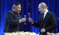 កិច្ចប្រជុំកំពូលរុស្ស៊ី-កូរ៉េខាងជើង៖ ថ្នាក់ដឹកនាំ Kim Jong – un អញ្ជើញប្រធានាធិបតីរុស្ស៊ី លោក Vladimir Putin បំពេញទស្សនកិច្ចនៅកូរ៉េខាងជើង