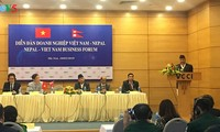 Forum d'affaires Vietnam - Népal