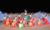 来自15个国家的20个国外艺术代表团参加2016年顺化艺术节