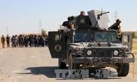美国向伊拉克增兵