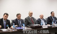 叙利亚政府谈判代表团离开日内瓦