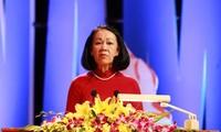 国际劳动节130周年纪念仪式举行