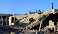 叙利亚军方实施为期7天的停火