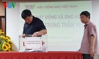 越南政府总理阮春福发起支援中部灾民活动