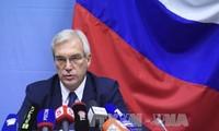 俄罗斯不排除恢复与北约的军事关系