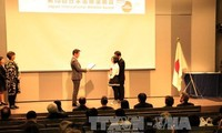 越南作家获得日本国际漫画大奖赛银奖