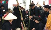 """独具特色的西原""""越北民间文化节"""""""