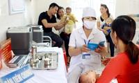 世卫组织呼吁世界各国充分发挥疫苗防病效果