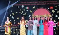 2017年意大利越南大学生节热闹举行
