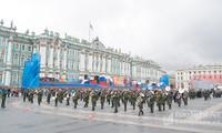 俄罗斯纪念5.9反法西斯战争胜利日