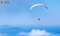 2017年飞翔仙沙:热闹非凡的2017年岘港滑翔伞公开赛
