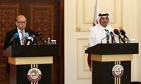 法国敦促阿拉伯国家解除对卡塔尔制裁