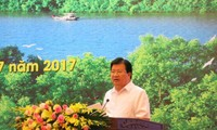 越南林业部门要确保实现可持续发展的三个目标