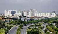 胡志明市提出经济增长8.4%至8.7%的目标