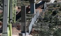 以色列将延长约旦河西岸隔离墙