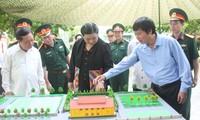 Verstärkung der besonderen Freundschaft und der Solidarität zwischen Vietnam und Laos