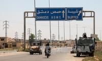 叙利亚军方解放霍姆斯省重镇