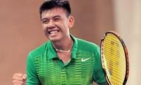 越南网球运动员李黄南居ATP排行榜东南亚地区首位