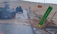叙利亚中部即将获得解放