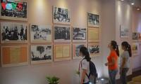 造访胡志明主席撰写宣告越南民主共和国诞生的《独立宣言》的地方