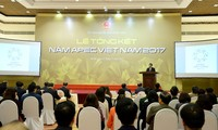 陈大光出席2017年APEC系列会议总结会