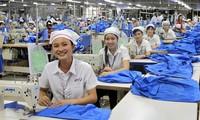 2018年越南纺织品服装业提出出口额达335亿美元的目标