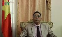 越南和埃及关系前景良好