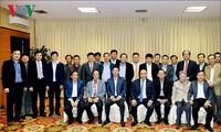 阮春福:新闻媒体在宣传贯彻落实党和国家的方针路线中留下深刻印记