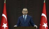 土耳其希望及早解决与荷兰的分歧