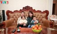 旅居中国广西越南人想念家乡春节