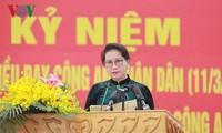 越南人民公安干警践行胡志明主席的6条教导