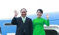 越南政府总理阮春福开始对新西兰和澳大利亚进行正式访问