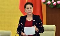 越南国会常务委员会第22次会议开幕