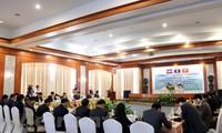 越老柬打击人口拐卖犯罪专项行动总结会议