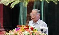 越南前总理潘文凯留下的外交烙印