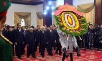 越南为前总理潘文凯举行为期两天的全国哀悼