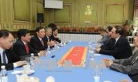 越南与墨西哥交流对外信息领域经验